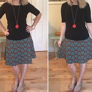 LLR Azure Skirt